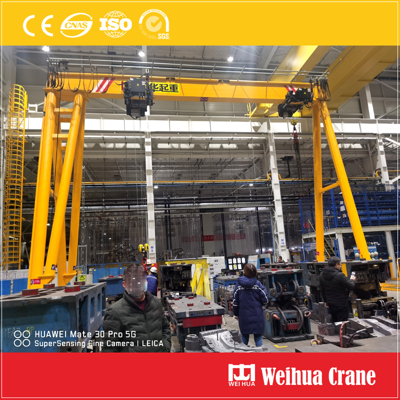 fem-din-standard-single-girder-gantry-crane