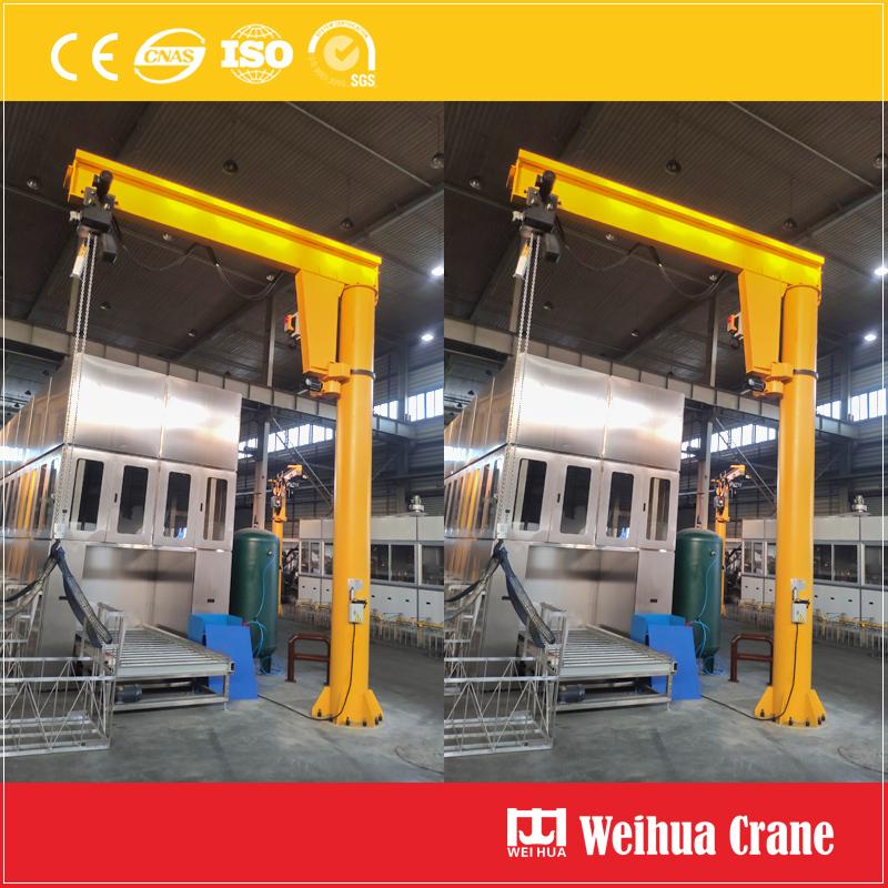 floor-fixed-pillar-jib-crane
