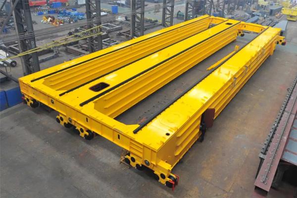 forging-crane-bridge-assembly