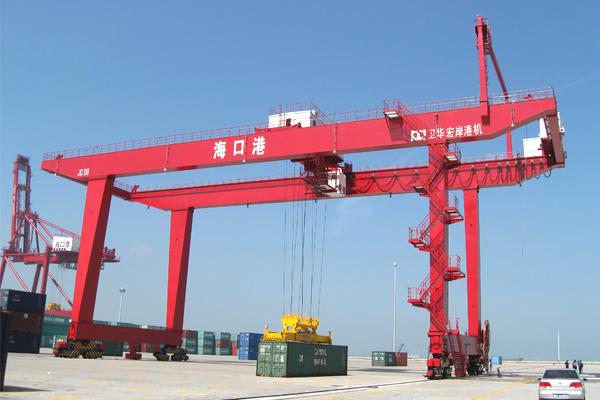gantry-crane-container-handling