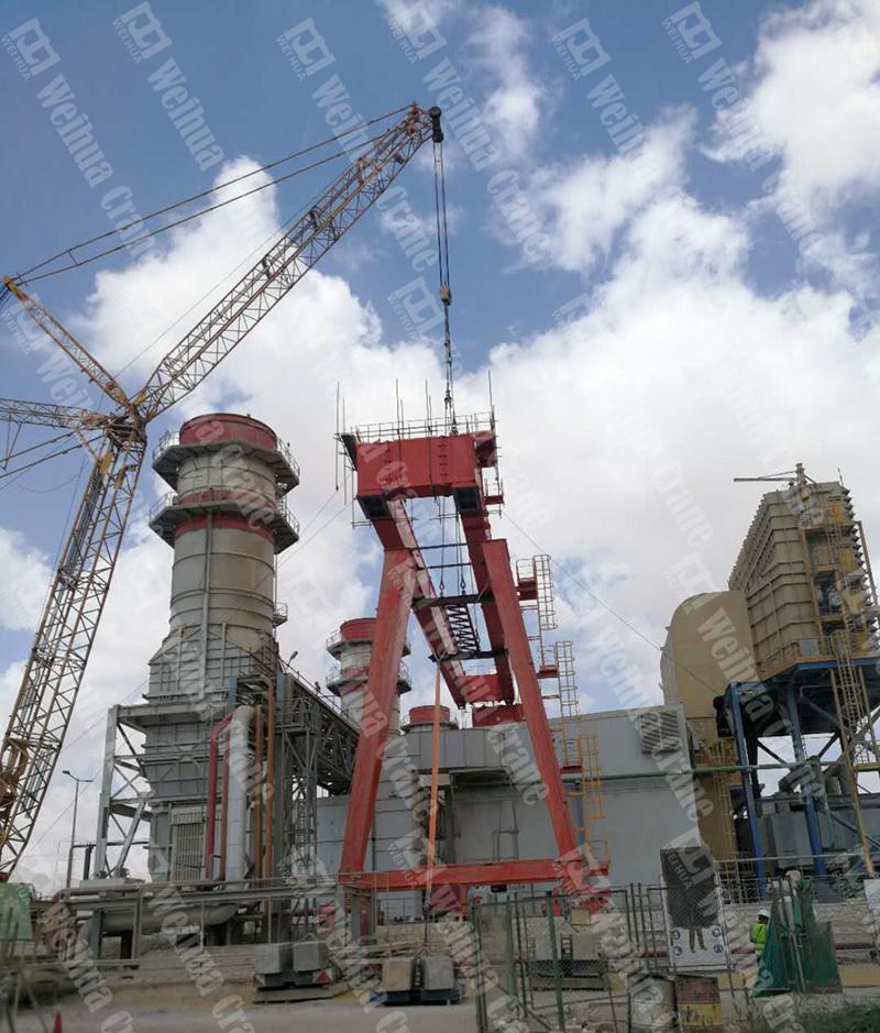 gantry-crane-erection-Egypt