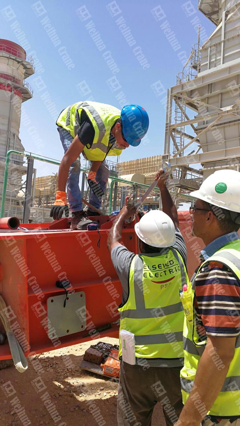 gantry-crane-installation-Egypt