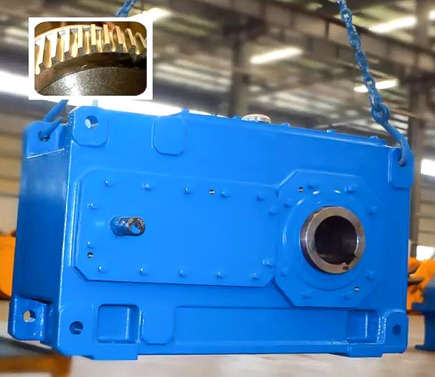 gearbox-for-crane-lifting-mechanism