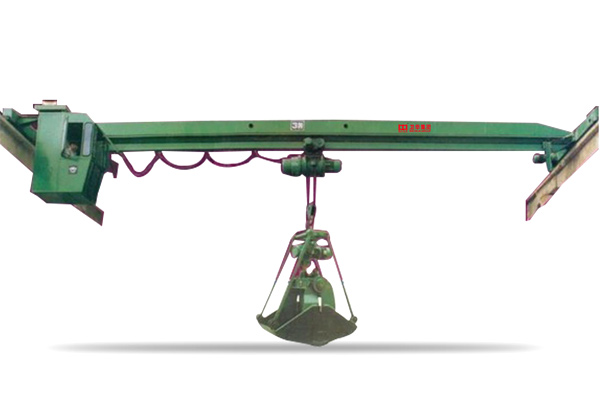 single-girder-grab-crane