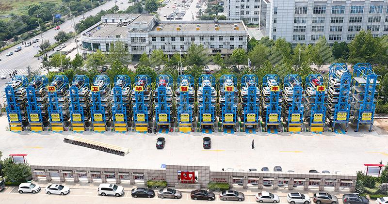 intelligence-parking-system