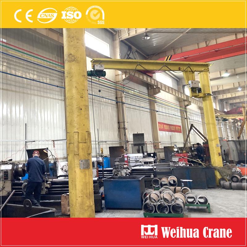 jib-crane-free-standing