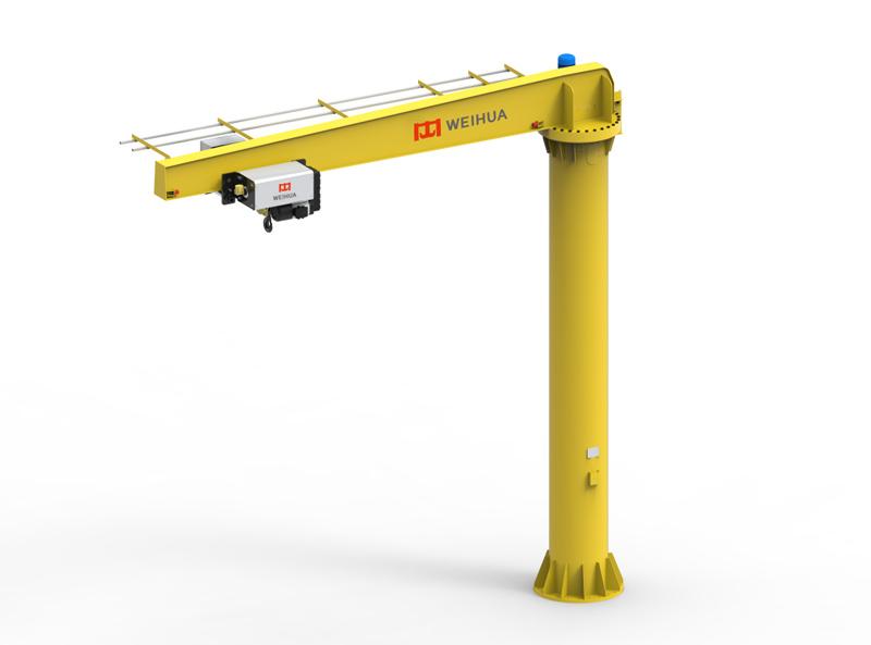 jib-crane-with-NR-hoist