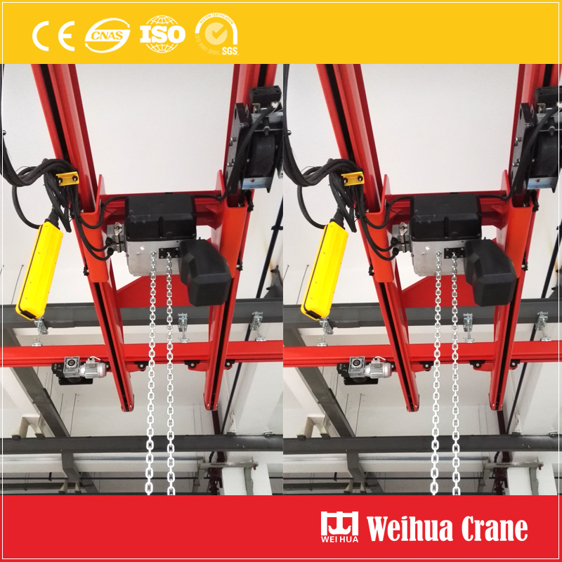 light-suspension-crane-with-chain-hoist