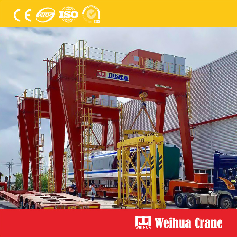 linkage-working-gantry-crane