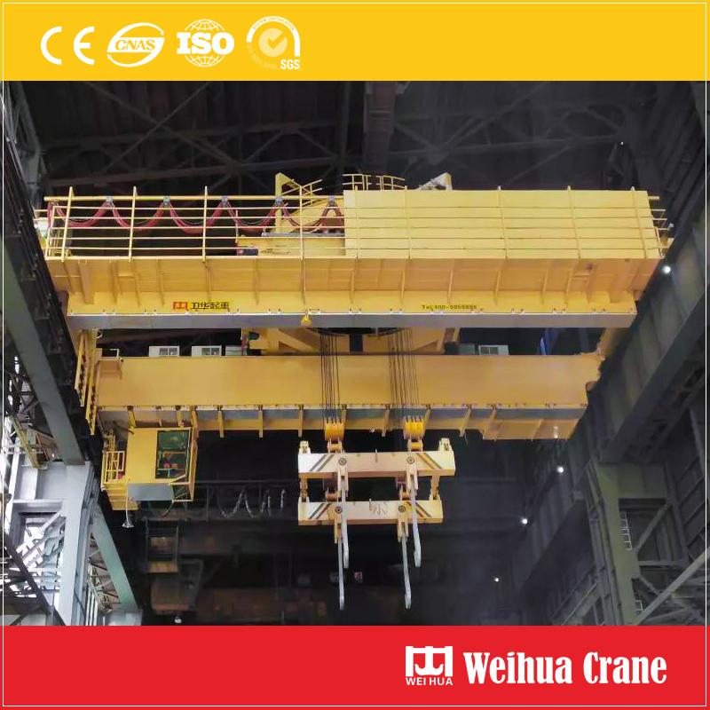 metallurgy-scrap-charging-crane