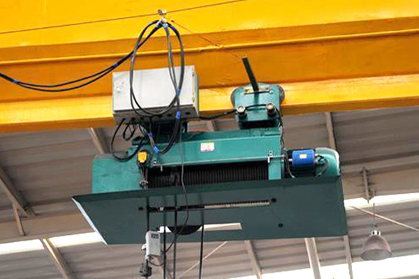 metallurgy-single-girder-overhead-crane