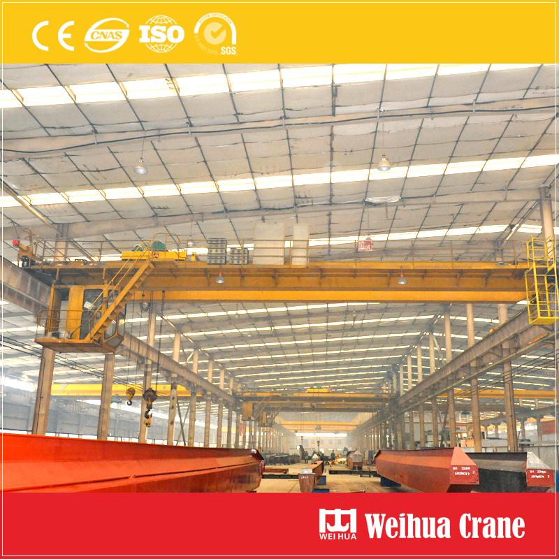 overhead-crane-with-trolley-hoists