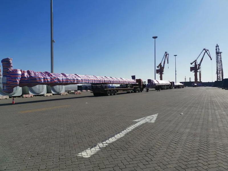 overhead-cranes-arriving-tianjin-port