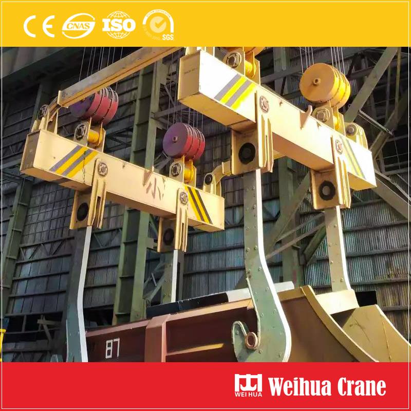 rotary-charging-metallurgy-crane