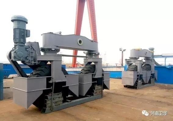 rtg-crane-traveling-mechanism