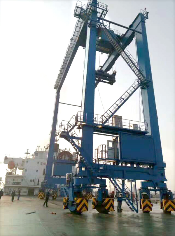 rubber-tire-gantry-crane-shipping