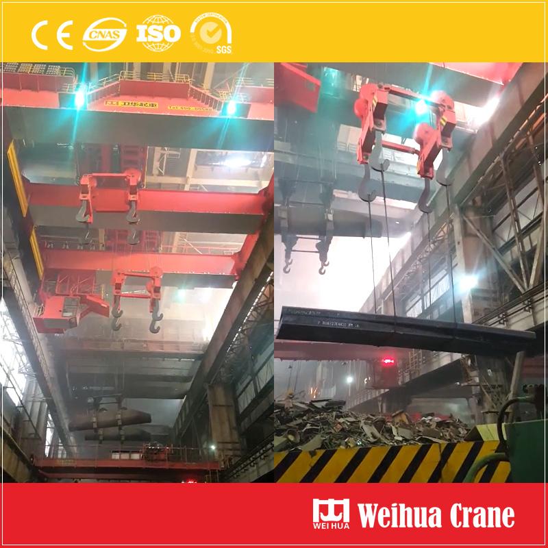 scrap-charging-crane-100t