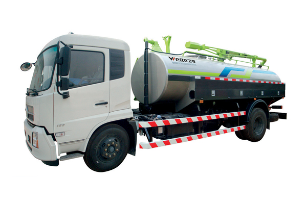 sewage-suction-truck