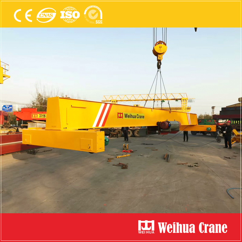 single-girder-overhead-crane-loading