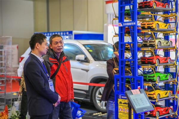 smart-parking-garage