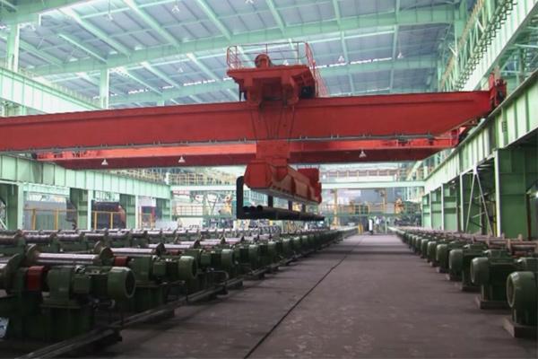 auto-steel-pipe-attribute-overhead-crane