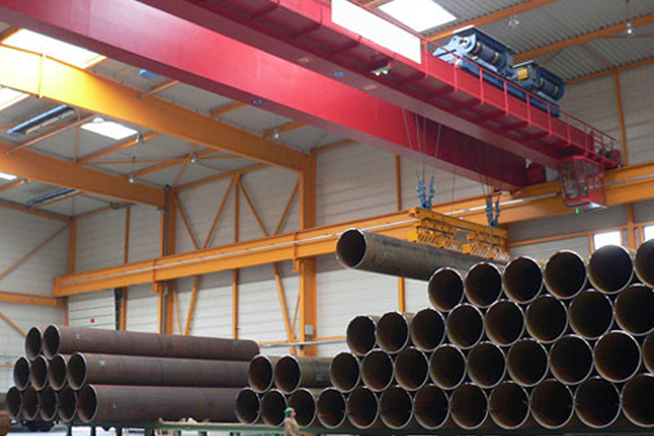 auto-steel-pipe-distribution-crane