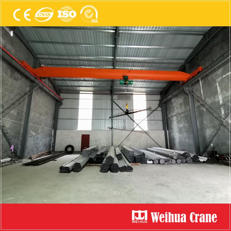 steel-pipe-handling-single-girder-EOT