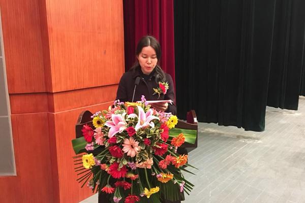 student-found-speech