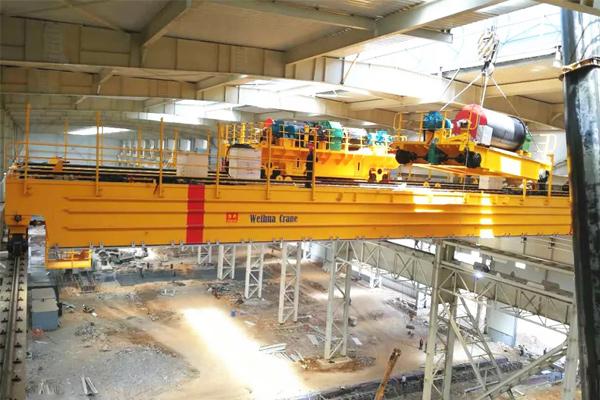 trolley-installation
