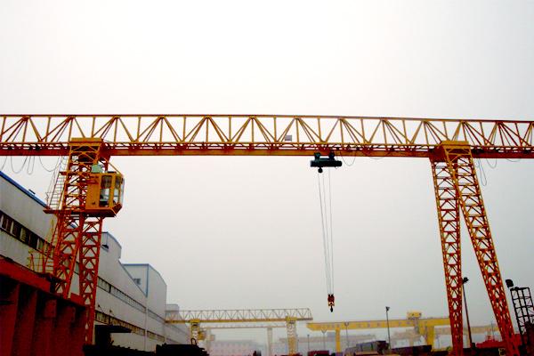 truss-type-gantry-crane