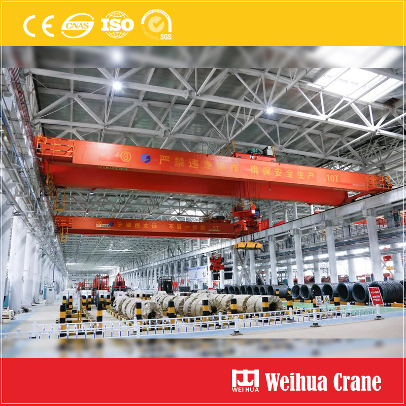 unmaned-factory-steel-bar-crane