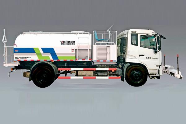 washing-truck