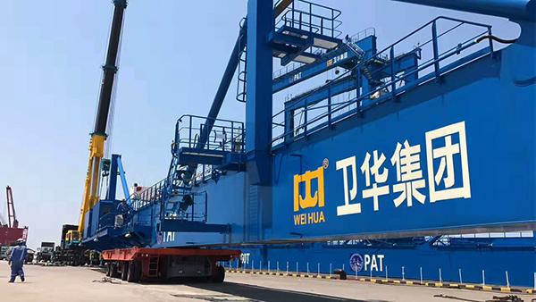 weihua-crane-shipping.