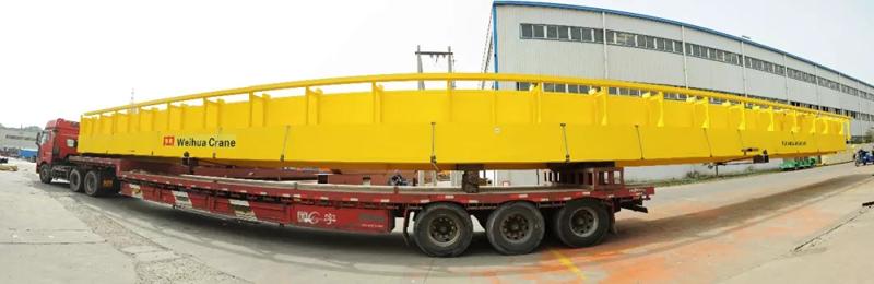 weihua-crane-shipping
