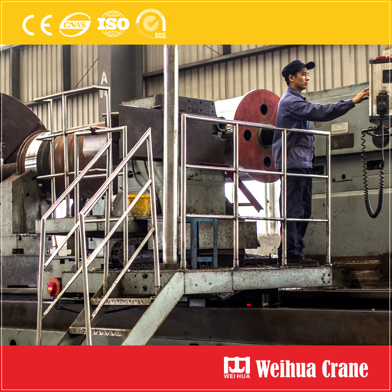 wire-rope-drum-processing